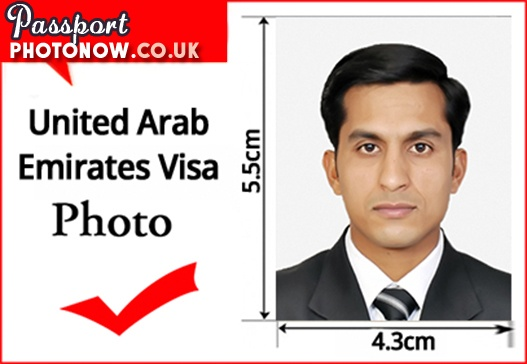 UAE Visa Photos