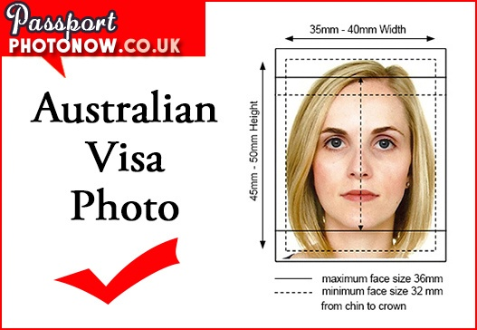 Australia Passport Photos