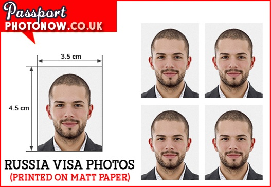 Russia Passport Photos