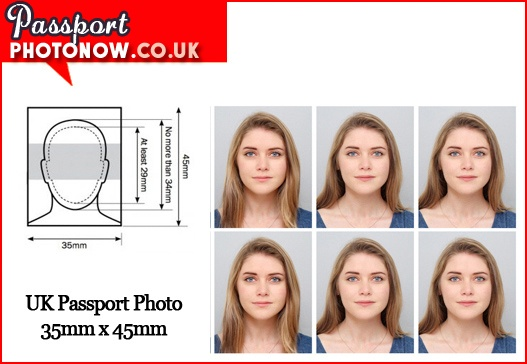 UK Passport Photos