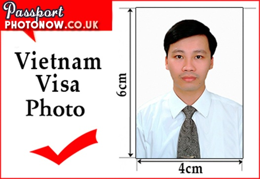 Vietnam Visa Photos